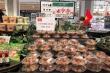 Ảnh: Vải thiều Việt Nam lên kệ siêu thị ở Nhật Bản