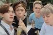 Fan thích thú khi 'đôi chim ri' Bảo Hân - Quang Anh song ca hit của Erik