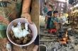 4 đứa trẻ ăn cơm nguội với ve sầu cả đời chưa biết 'mặt mũi' cái kẹo
