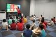 Học sinh Hà thành truyền cảm hứng làm Robotics cho trẻ em