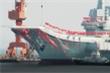 Tàu sân bay thứ hai của Trung Quốc Sơn Đông chỉ là 'hổ giấy' trên biển?