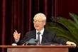Toàn văn phát biểu bế mạc Hội nghị TW 13 của Tổng Bí thư, Chủ tịch nước