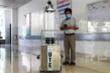 Chế tạo thành công Robot diệt 99% virus bằng tia cực tím