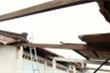 Mưa lớn, lốc xoáy khiến hơn 80 căn nhà ở Vĩnh Long bị sập và tốc mái