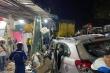 Xe tải đâm ôtô, tông hàng loạt xe máy, lao vào nhà dân: 7 người thương vong