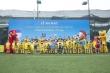 Cựu danh thủ Vũ Như Thành mong muốn không bỏ sót tài năng bóng đá