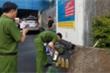 Bắt quả tang công ty giặt ủi ở TP.HCM xả nước thải ra sông Soài Rạp