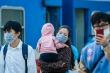 Ảnh: Chuyến tàu nghĩa tình chở 814 người dân Hà Tĩnh rời tâm dịch cập bến
