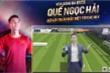 Quế Ngọc Hải xóa vội clip quảng cáo vi phạm bản quyền hình ảnh tuyển Việt Nam