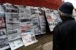 Covid-19: Doanh thu quảng cáo giảm mạnh, 60 tờ báo in Australia đình bản