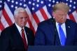 Bộ đôi Trump - Pence rạn nứt sâu sắc