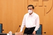 Chủ tịch Hà Nội: Xem xét lộ trình nới lỏng một số hoạt động thiết yếu
