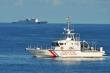 Philippines 'xua' tàu Trung Quốc ở Biển Đông