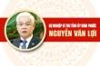 Infographic: Sự nghiệp Bí thư Tỉnh ủy Bình Phước Nguyễn Văn Lợi