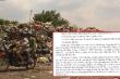 Bãi rác 'bức tử' dân ở TP.HCM: Dân đòi chặn xe rác, chính quyền đợi đúng lộ trình