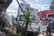 Tai nạn liên hoàn ở Tiền Giang, 2 người thương vong