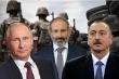 Xung đột Armenia-Azerbaijan: Nga đưa lực lượng hòa bình tới Nagorno-Karabakh