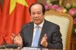Chủ nhiệm Văn phòng Chính phủ: 'Chưa đặt vấn đề cách ly xã hội Hà Nội và TP.HCM'
