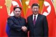 Chủ tịch Trung Quốc gửi thông điệp cám ơn Lãnh đạo Triều Tiên Kim Jong-un