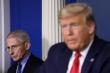 Cố vấn dịch tễ Mỹ nổi đóa, tố bị đội tranh cử của Trump cắt ghép lời tinh vi