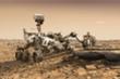 Quá trình sơn robot thăm dò sao Hỏa của NASA