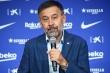 Chủ tịch Barca tuyên bố từ chức sau những lùm xùm quanh Messi
