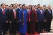 Đại biểu Quốc hội vào Lăng viếng Chủ tịch Hồ Chí Minh trước kỳ họp thứ 8