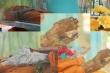 Chuyện lạ ở An Giang: Thi hài nhà sư còn nguyên vẹn sau 6 năm chôn cất