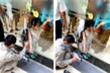 Tai nạn ít ai ngờ tới: Bé 3 tuổi kẹt tay vào khe cửa kính cường lực