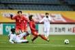 Trực tiếp Việt Nam 1-0 Myanmar: Vạn Sự ghi bàn