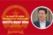 Infographic: Sự nghiệp Bộ trưởng Thông tin và Truyền thông Nguyễn Mạnh Hùng