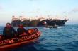 Cảnh sát biển Philippines đăng ảnh tiếp cận tàu Trung Quốc tại đá Ba Đầu