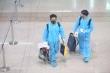 Những hình ảnh đầu tiên của Đội tuyển Việt Nam tại sân bay Tân Sơn Nhất