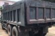 Tài xế chở quá tải, tông CSGT bị thương rồi bỏ chạy