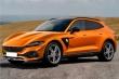 Hé lộ mẫu xe tiện ích đầu tiên của Ferrari