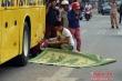 Truy tìm kẻ lái xe tải tông chết người rồi bỏ trốn ở Nghệ An