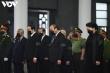 Ảnh: Lãnh đạo Đảng, Nhà nước viếng nguyên Tổng Bí thư Lê Khả Phiêu