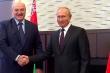 Gặp ông Putin, Tổng thống Belarus cáo buộc phương Tây 'gây bất ổn'