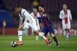 PSG đè bẹp Barca: Mbappe làm lu mờ Messi