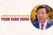 Infographic: Sự nghiệp tân Bí thư Tỉnh ủy Hải Dương Phạm Xuân Thăng