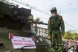 Liên hợp quốc cảnh báo quân đội Myanmar vì bạo lực với người biểu tình