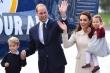 Công nương Kate mang thai đứa con thứ 3 cho hoàng gia Anh