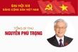 Infographic: Sự nghiệp Tổng Bí thư, Chủ tịch nước Nguyễn Phú Trọng