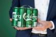 Tập đoàn Carlsberg ra mắt bao bì mới thân thiện với môi trường Snap Pack tại Diễn đàn Kinh tế Thế giới về ASEAN