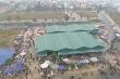 Hà Tĩnh: Tháo dỡ chợ xây trái phép tại Trung tâm thương mại Phú Nhân Nghĩa