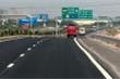 Thông xe kỹ thuật tuyến cao tốc Bắc Giang - Lạng Sơn hơn 12.000 tỷ đồng