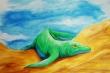 Hóa thạch 250 năm tuổi tiết lộ bí ẩn bộ răng kỳ quái của bò sát biển cổ đại