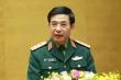 Trình Quốc hội phê chuẩn Thượng tướng Phan Văn Giang làm Bộ trưởng Quốc phòng