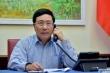 Ngoại trưởng Nhật ấn tượng với cách Việt Nam kiểm soát dịch COVID-19