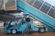 Nữ hành khách chết sau khi ngã trên xe thang máy bay tại Tân Sơn Nhất